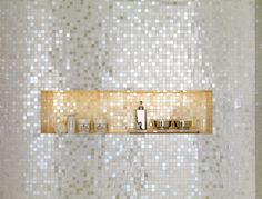 Product Profile - Stonevision by Marazzi - Architizer. Gold/silver shower