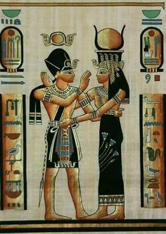 Ancient Egypt Gods and Goddesses Egyptian Mythology, Egyptian Symbols, Egyptian Goddess, Egyptian Art, Ancient Egyptian Costume, Ancient Egypt Art, Ancient History, Architecture Antique, Templer