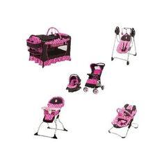 2 Disney Baby Lift & Stroll Travel System Mickey for sale online Disney High, Baby Disney, Chair Swing, Swinging Chair, Travel Systems For Baby, Travel Stroller, Traveling With Baby, Disney Trips, Baby Gear