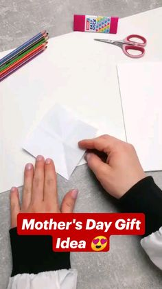 Diy Crafts Hacks, Diy Crafts For Gifts, Diy Home Crafts, Cute Crafts, Paper Crafts, Diys, Handmade Crafts, Diy For Kids, Crafts For Kids