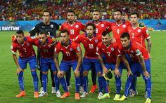 JORGE EDUARDO FONTES GARCIA - IN FOCUS: Venceu a Seleção do Chile, parabéns Roberto Luis A...