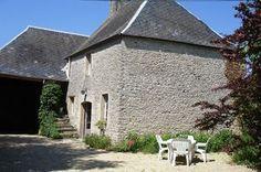 Vakantiehuis Normandie aan de invasiekust in Ryes