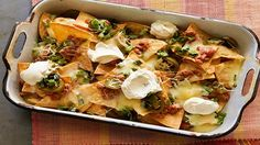 How to make the perfect Nachos by Ree Drummond on Food Network UK.