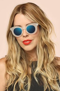 Shop cheap futuristic sunglasses from just $9.80 at BleuDame.com
