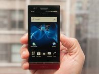Sony's Xperia P has style galore (pictures) Sure, it's unlocked and costs a steep $479.99, but the Sony Xperia P has more style than the company's Xperia S flagship phone.