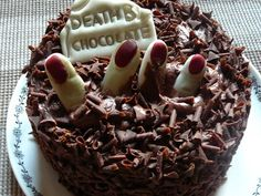 Chocolate Chocolate Death by chocolate! You are as sweet and sultry as all of the chocolate you eat, but if you don't cut down on the sweet stuff, it will get the best of you!