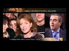 Duro scontro Sabina Guzzanti VS Gasparri (13/10/2011)
