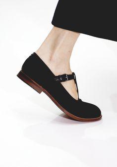 Margaret Howell SS 2013 #womenswear #footwear