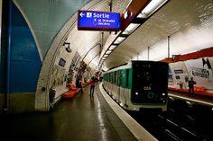 ligne 4 station st michel