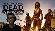 DIHANTUI MASA LALU! - The Walking Dead Michonne Indonesia #01