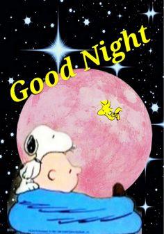 スヌーピー(good-night) Good Night Sweet Dreams, Good Night Moon, Good Night Image, Good Morning Good Night, Funny Animal Comics, Funny Animals, Evening Quotes, Peanuts Characters, Snoopy Quotes