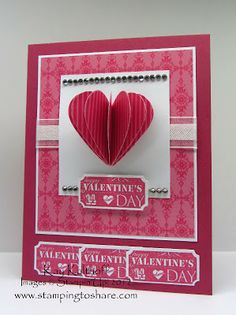 Stamping to Share: 1/19 Stampin' Up! That's the Ticket with Video