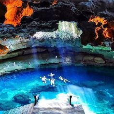 Devils den in Florida.i need to get there that is breath taking Devils Den in Florida … ich muss dorthin, das ist atemberaubend Visit Florida, Florida Vacation, Florida Travel, Vacation Places, Vacation Trips, Vacation Spots, Day Trips, Travel Usa, Places To Travel