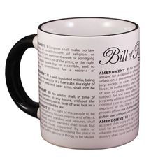 Disappearing Civil Liberties Mug - Watch Your Rights Vanish The Unemployed Philosophers Guild Lawyer Gifts, Left And Right Handed, Tea Art, Screwed Up, Funny Coffee Mugs, Civilization, Liberty, Tea Cups, Coffee Cups