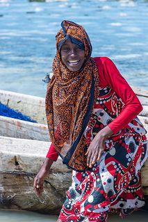 TZC-128 Zanzibar, Chwaka, Fishing Village | Flickr - Photo Sharing!