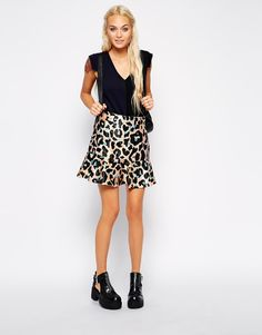 Your Eyes Lie 'Wonderland' Kra-Pong Skirt Skirt