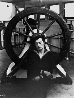 Buster Keaton inThe Navigator, 1924