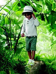 Gucci Children's Spring Summer 2012 Collection #luxury