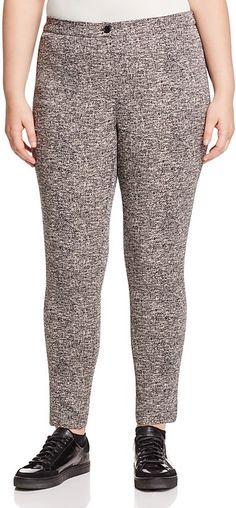 Marina Rinaldi Ritmo Patterned Leggings * Visit the image link more details.