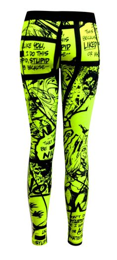 LONG COMPRESSION LEGGING WITH LINED GUSSET PANELS & BOTTOM PANELS - ADDING BOTTOM SUPPORT ELASTICATED WAISTBAND WITHINNER DRAWCORD FABRIC: 230g POLY SPANDE
