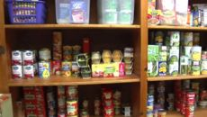 Girl Scouts Gold or Silver award idea?   High School's Anonymous Pantry Offers Discreet Access to Necessities