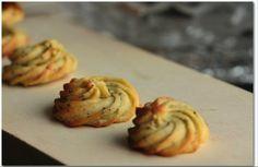 Avocado Cheescake Cookies