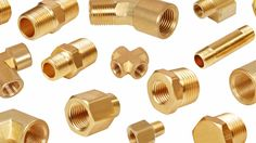 Do You Know These Things About Brass Pipes and Fittings?