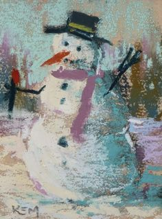 Great Gifts for Artists, painting by artist Karen Margulis