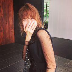 紗栄子×ジルスチュアート×sweetのコラボアイテムの発売が決定!詳しくは9月号を見てね☺︎ #紗栄子ちゃんが着てるのです#ジルスチュアート#コラボ#かわいいよ#スウィート編集y