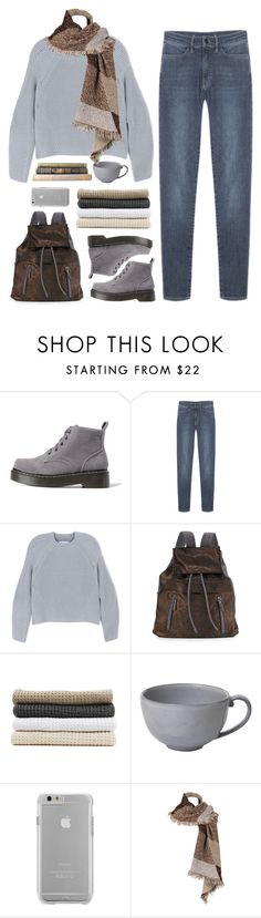 """""""Untitled #1354"""" by timeak ❤ liked on Polyvore featuring Maison Margiela, Brunello Cucinelli, Abyss & Habidecor, Juliska, Case-Mate and Black Rivet"""