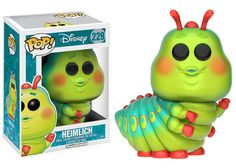 $11.99 // POP! Disney: A Bug's Life - Heimlich for Collectibles | GameStop