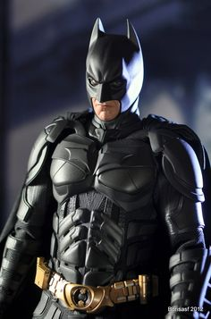 The Dark Knight by Sideshow Toys.