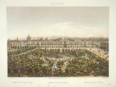 Cabezas de Aguila: Las exequias de los restos de Hidalgo en la Catedral de México. 17 de septiembre de 1823.