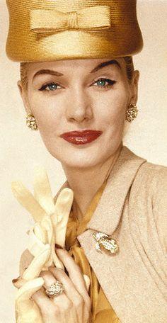 Ciao Bellissima - Vintage Glam; Sunny Harnett, 1956