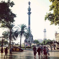 Columbus - Barcelona, Spain