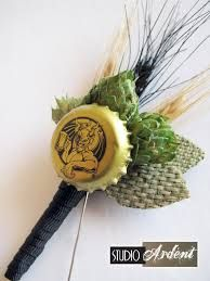 Image result for hops boutonniere FALL