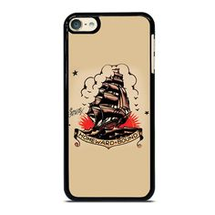 SAILOR JERRY TATTOO HOMEWARD BOUND iPod 4 5 6 Case  Vendor: Casefine Type: All iPod Case Price: 14.90  This luxury SAILOR JERRY TATTOO HOMEWARD BOUND iPod 4 5 6 Touch case provides a premium custom design to your iPod. The cover made from durable hard plastic available in white and black color. Our iPod 4 5 6 Case gives extra protective bumper protect it from impact scratches and has a raised bezel to protect the screen. ThisiPod Touchcase offercomfort cute and cool style along with good…