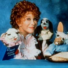 Lamb chop! 90's kid! loved this growing up!