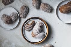 Brown Butter Gingerbread Madeleines // What Is