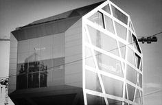HumboldtBox, Berlin, Germany #architecture