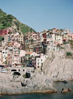 Need some honeymoon inspiration? Check out Entouriste, a new travel site by the editor of Elizabeth Anne Designs (Photo by Arielle Doneson) Honeymoon Inspiration, Travel Inspiration, Cinque Terre, New Travel, Italy Travel, Italy Street, Germany And Italy, Honeymoon Destinations, Dream Vacations
