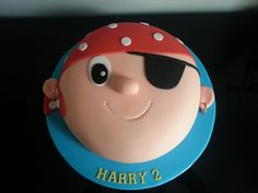 #pirate cake #children's cakes #cake