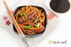 Tavuklu Noodle / Chicken Noodle