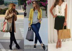 looks com bolsas bonitas