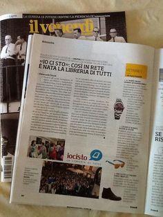 Il Venerdì di Repubblica #iocistolibreria #lalibreriaditutti #larepubblica #ilvenerdì #napoli #books #libri #italy   http://www.iocistolibreria.it