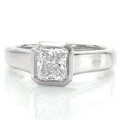 Cashmere - Knox Jewelers - Minneapolis Minnesota - Fancy Shape - Radiant, Bezel, Trellis