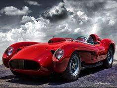 eaae5de1512e 1957 Ferrari 250 Testa Rossa Lamborghini