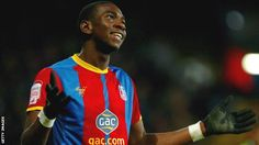 Crystal Palace winger Yannick Bolasie says a trip to the DR Congo really makes him appreciate the life he has as a footballer. Football Soccer, Football Players, Yannick Bolasie, Crystal Palace Fc, Blue Army, Eagles, Soccer Players, Eagle