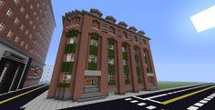 minecraft modern city building ideas - Google Search