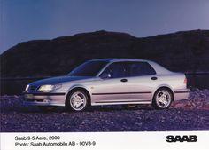Saab 9-5 Aero (2000, # 00V8-9) *